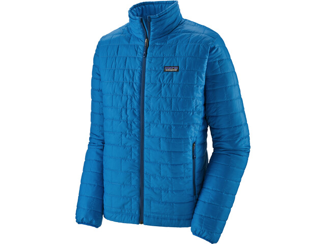 Patagonia Nano Puff Jacket Men andes blue w/andes blue